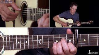The Sound Of Silence Guitar Lesson Simon Garfunkel