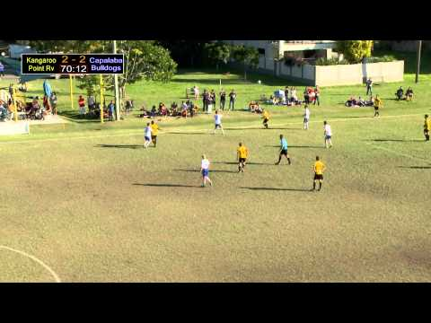 Canale Cup Rd4: Kangaroo Point Rovers v Capalaba