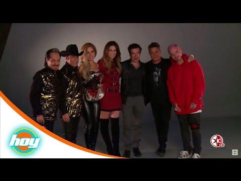 Detrás de cámaras de  La Voz México | Hoy