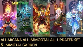 tim dota 2 how to get free arcana or immortal set skin immortal map mythical sound pack