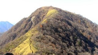 神奈川の屋根・丹沢山塊最高峰・蛭ヶ岳へ1/8@神奈川県相模原市緑区