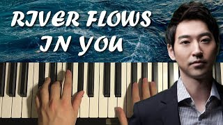 Baixar How To Play - River Flows In You - by Yiruma (PIANO TUTORIAL LESSON)