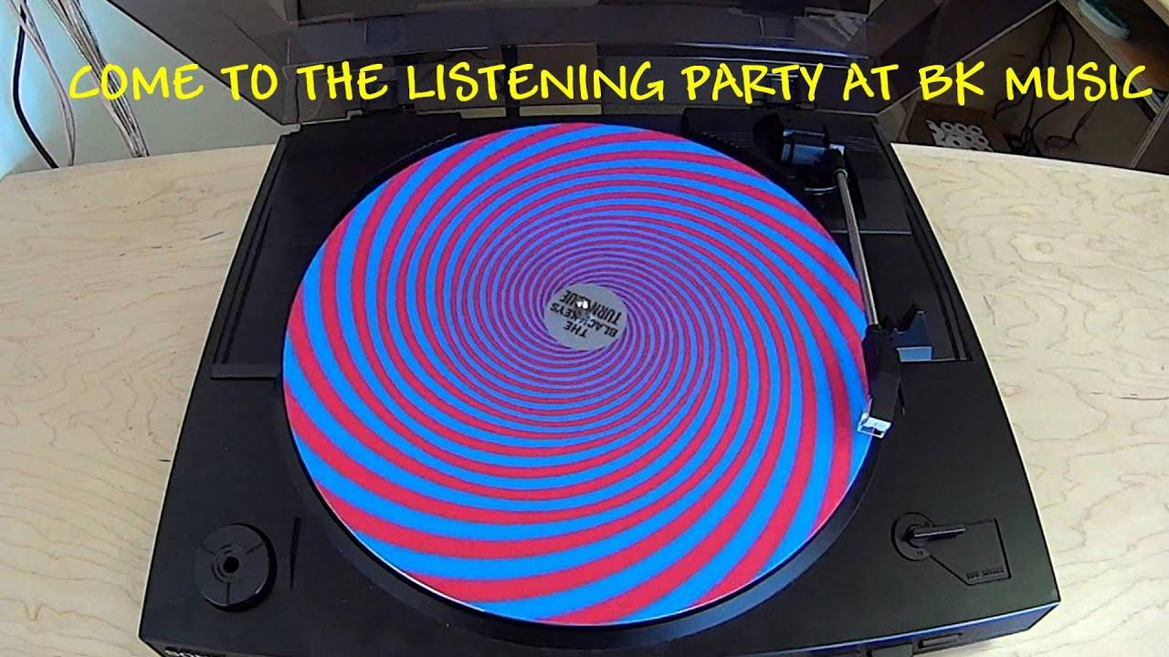 Black Keys Vinyl : black keys vinyl listening party youtube ~ Vivirlamusica.com Haus und Dekorationen