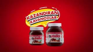 Birbirinden güzel hediyeleri ile Nutella'dan Kazandıran Kavanozlar!