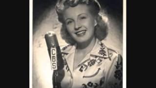 Bob Wills w/Carolina Cotton - Three Miles South Of Cash in Arkansas - (1951)