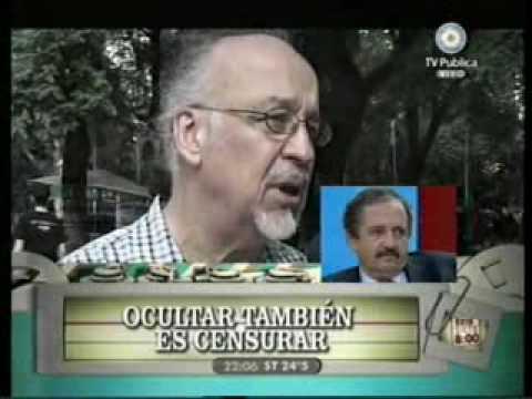 678 ENCUESTA FORT POSSE PART1 -  EL CANAL VOLVER 20091217 video 9 invitado GRANDINETTI ALFONSIN.flv