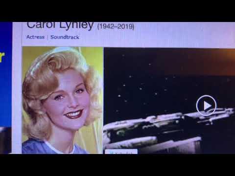 Carol Lynley 1942-2019 Starred In The Poseidon Adventure, Fantasy Island