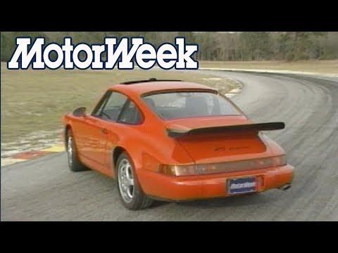 1993 Porsche 911 RS America | Retro Review