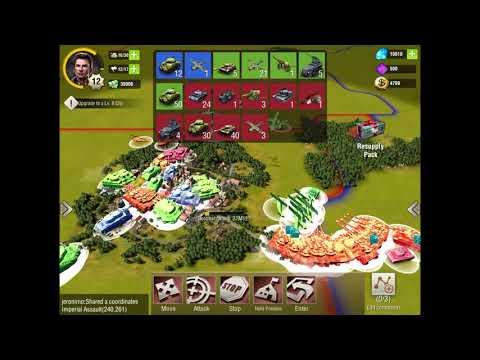 World Warfare - Early Game| Leafnation Vs. League Of Heros