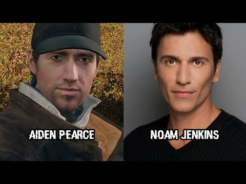 Characters and Voice Actors  Watch Dogs