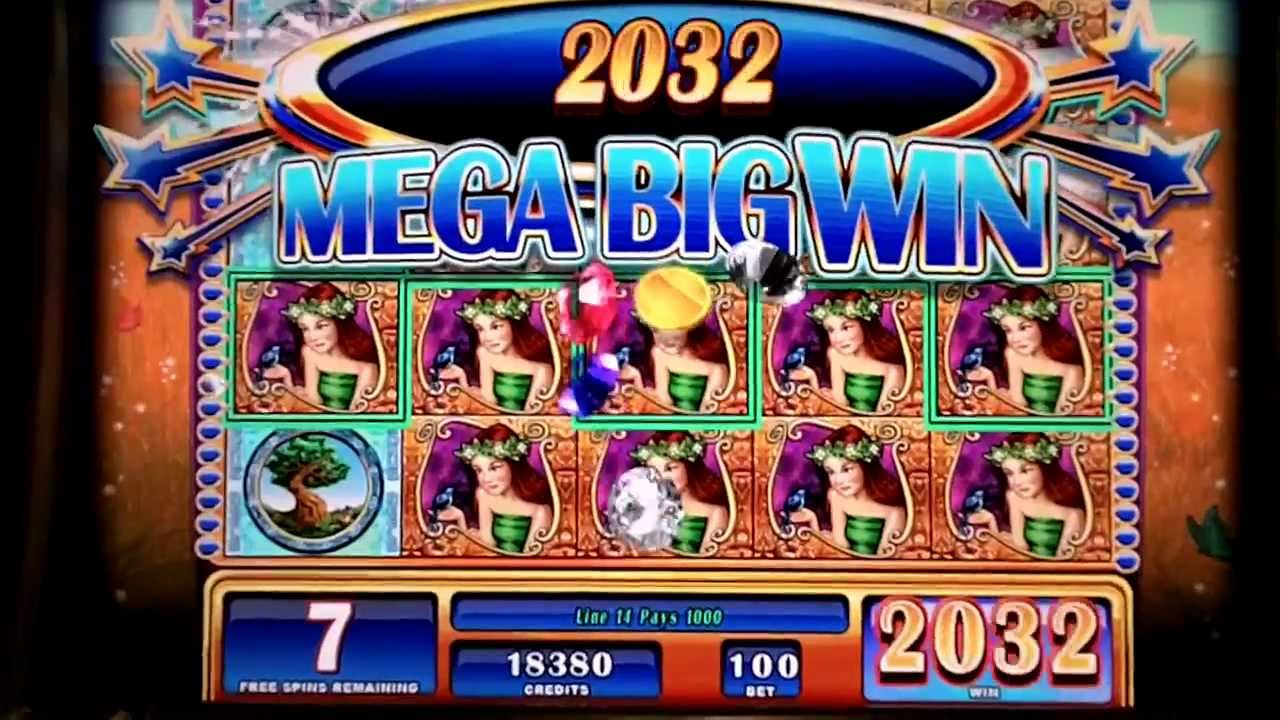 summer solstice wms slot machine mega big win bonus   youtube