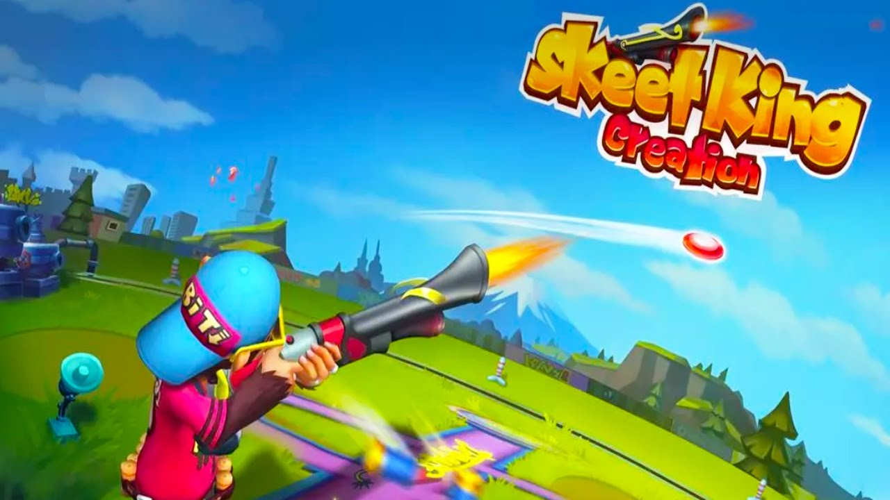 Skeet King - Creation Android Gameplay u1d34u1d30
