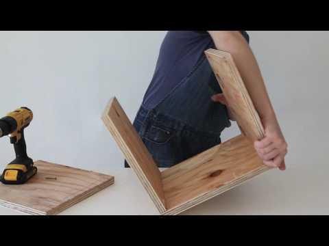 Easy DIY modular Shelves