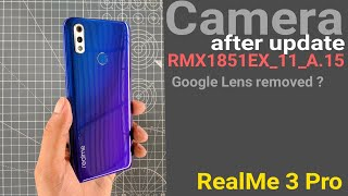 RealMe 3 Pro Detailed Camera Review after A.15 Update | video samples included
