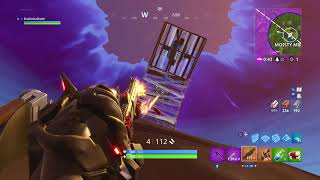 Fortnite Battle Royale Squads Win Clip #132