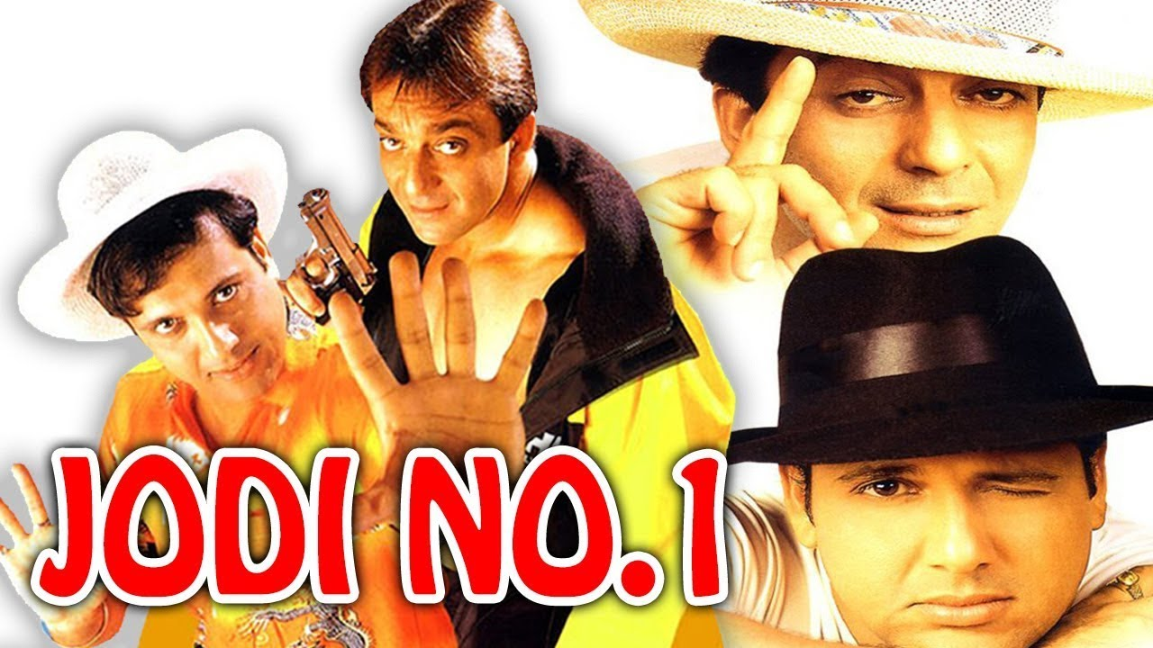 Comedy Movies Of Govinda And Sanjay Dutt - Comedy Walls