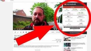 Socialblade deutsch: App für Chrome !!! oder wie man YouTuber ausspioniert ;)