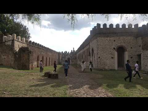 Gondar the City of Castles is the Camelot of Africa -  Ethiopia May 2017