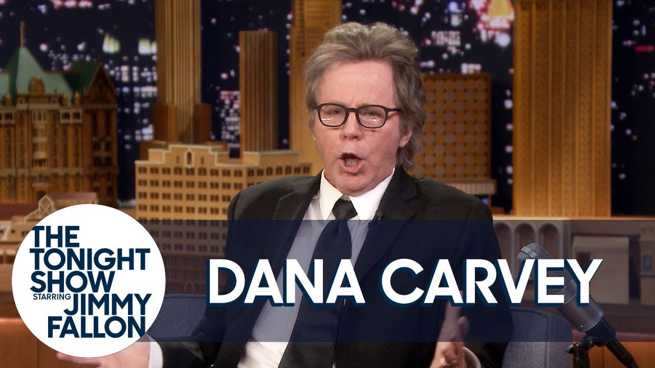 Dana Carvey Demonstrates the