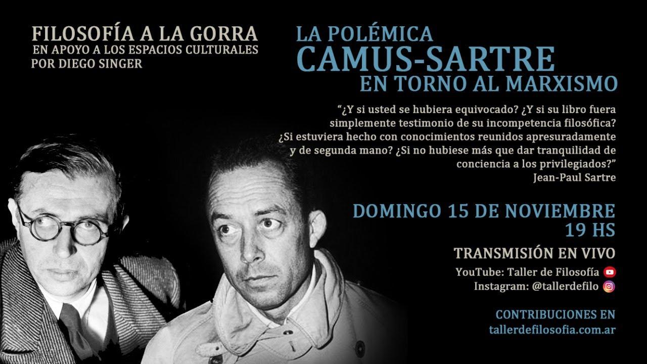 Polémica Camus-Sartre en torno al marxismo