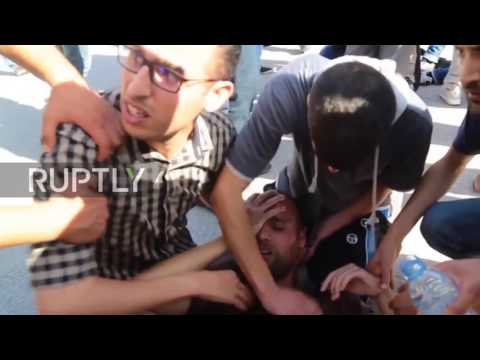 Morocco: Protesters severely injured during police clashes in Al-Hoceima