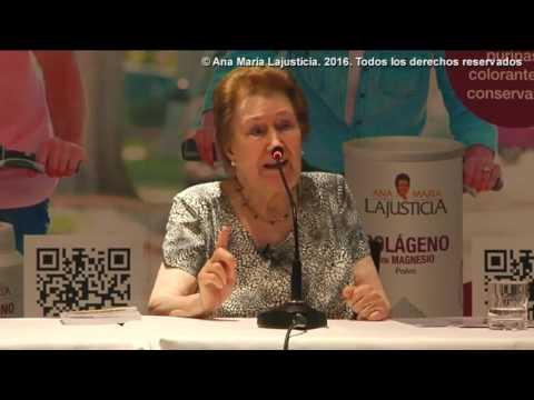 Conferencia de Ana Maria Lajusticia en Zaragoza 2016 - Parte 1 -