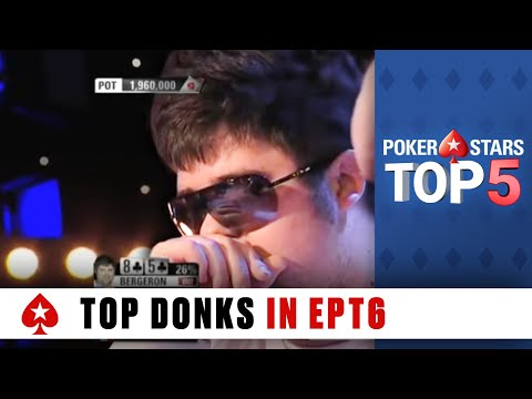 Top 5 Poker Moments - EPT Season 6: Howlers | PokerStars.com