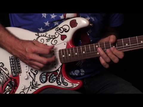 Fender Jimi Hendrix Monterey Stratocaster  •  Wildwood Guitars