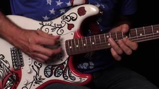 Baixar Fender Jimi Hendrix Monterey Stratocaster  •  Wildwood Guitars