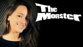 the monster eminem ft rihanna cover