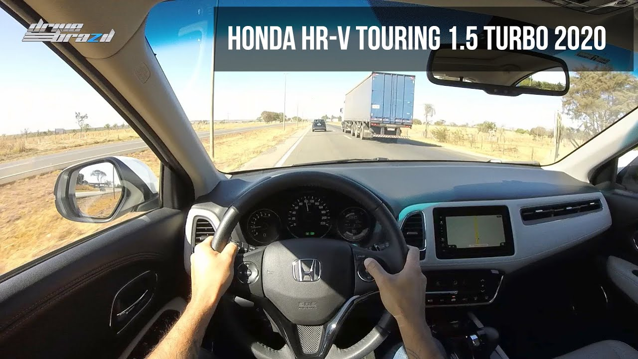 Honda HR-V Touring 1.5 Turbo 2020 - POV