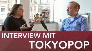 Interview mit dem TOKYOPOP-Verlag | Sakura