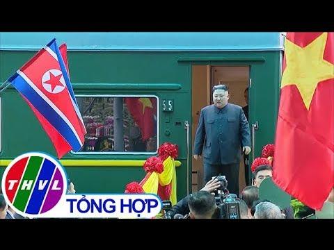 THVL | Chủ tịch Triều Tiên Kim Jong Un bắt đầu chuyến công du Việt Nam