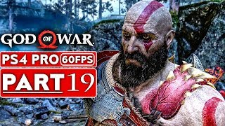 GOD OF WAR 4 Gameplay Walkthrough Part 19 [1080p HD 60FPS PS4 PRO] - No Commentary