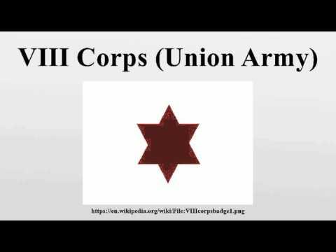 VIII Corps (Union Army)