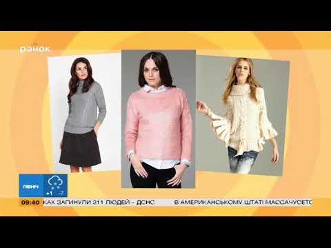 Как выбрать зимний свитер?