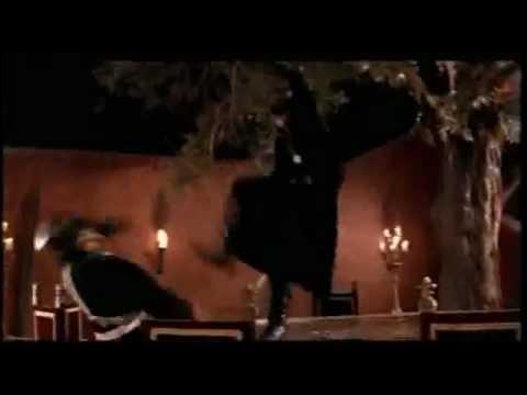 "The Mask of Zorro (TV Spot #5: ""Heat"")"