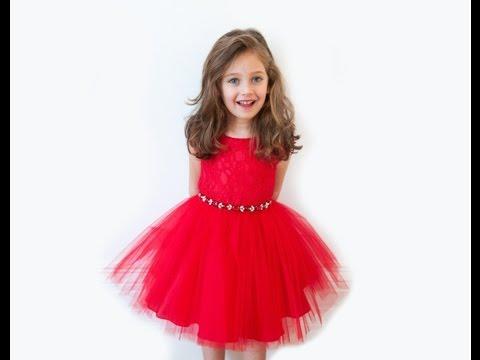91b311fe9e Kids Dresses Wedding Party Wear || Fashion Week Youtube Videos - YouTube