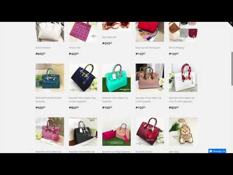 How to create wholesale account and how to order on the website
