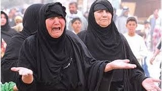 نعي الام والولد - يبكي الصخر الاصم -السيد محمد الصافي