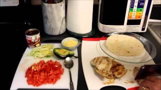 Easy Chicken Taco Recipe