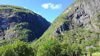 Eidfjord camping Saebo