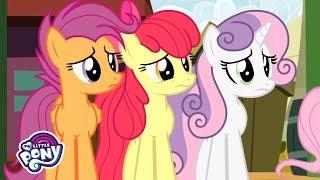'Cutie Mark Crusaders' Learn Their Lesson' Official Clip | MLP: Friendship is Magic Season 9