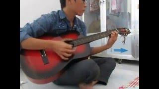 Guitar nhạc Vàng - Mùa xuân của mẹ - Trịnh Lâm Ngân