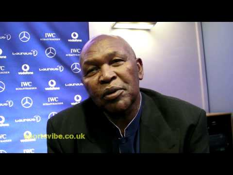 Kip Keino on Kenyan Sport & Great Runners - Sportsvibe TV
