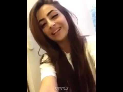 Habibi barchaloni Arabic girl singing