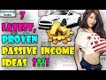 TOP 7 Passive Income Ideas/Sources/BUSSINESS for INDIA !!!?? (HINDI) | Animated