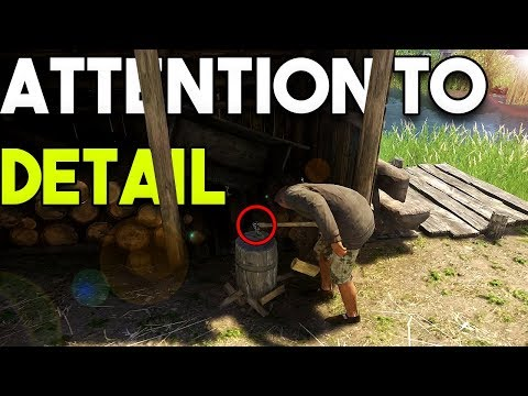 Kingdom Come Deliverance - Attention To Detail