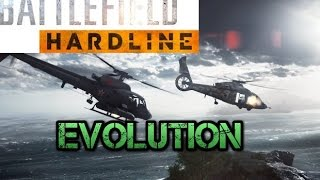 Battlefield Hardline: Storm Evolution (Events That Change The Map ROCK!)