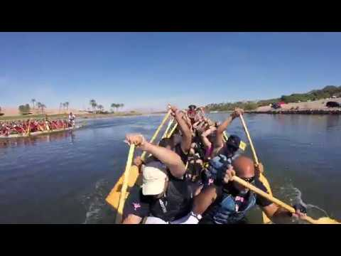 Lake Las Vegas Hosts 2nd Annual Nevada International Dragon Boat Festival
